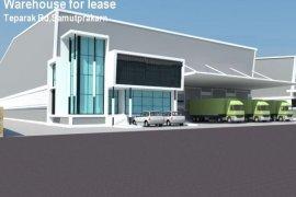 Warehouse / factory for rent in Bang Phli, Samut Prakan