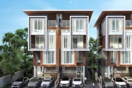 3 Bedroom Townhouse for sale in Ananya Ladphrao-Ramindra, Khlong Chan, Bangkok near MRT Lat Phrao 101