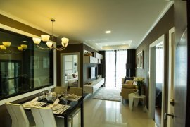 2 bedroom condo for sale in The Metropolis Samrong Interchange near BTS Samrong