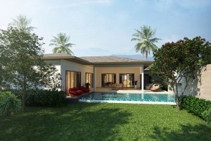3 Bedroom Villa for sale in Choeng Thale, Phuket