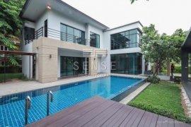 4 Bedroom House for rent in Bangkok near MRT Pradit Manutham
