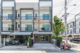3 Bedroom Townhouse for sale in Baan Klang Muang Sukhumvit 77, Phra Khanong, Bangkok near BTS On Nut