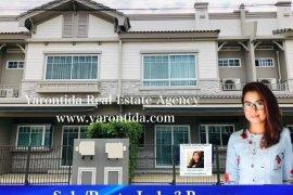 3 Bedroom Condo for Sale or Rent in Townhome Indy Bangna, Bang Bo, Samut Prakan