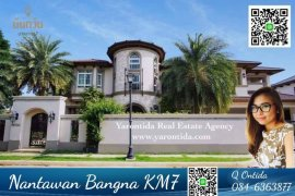 5 Bedroom House for Sale or Rent in Nantawan Bangna Km. 7, Bang Kaeo, Samut Prakan