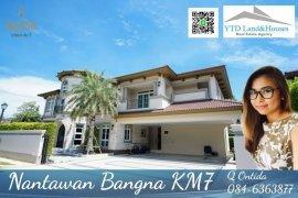 5 Bedroom House for Sale or Rent in Nantawan Bangna Km. 7, Bang Kaeo, Samut Prakan