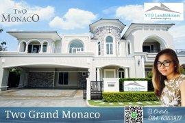 5 Bedroom House for sale in Two Grande Monaco Bangna-Wongwaen, Dokmai, Bangkok