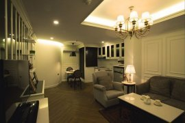 2 Bedroom Serviced Apartment for rent in LA Residence 49, Khlong Tan Nuea, Bangkok near BTS Thong Lo