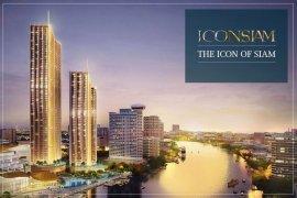 1 Bedroom Condo for sale in Magnolias Waterfront Residences Iconsiam, Khlong Ton Sai, Bangkok near BTS Saphan Taksin