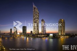 1 Bedroom Condo for sale in Khlong Ton Sai, Bangkok near BTS Krung Thon Buri