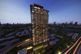 3 Bedroom Condo for rent in URBANO ABSOLUTE SATHORN–TAKSIN, Khlong Ton Sai, Bangkok near BTS Krung Thon Buri