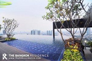 Condo for sale in URBANO ABSOLUTE SATHORN–TAKSIN, Khlong Ton Sai, Bangkok near BTS Krung Thon Buri
