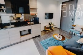1 Bedroom Condo for rent in THE LINE Asoke-Ratchada, Din Daeng, Bangkok near MRT Phra Ram 9