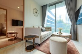 2 Bedroom Condo for rent in Hyde Sukhumvit 11 By Grande Asset Hotels & Property, Bangkok near BTS Nana