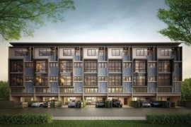3 Bedroom Townhouse for sale in Jade Sathon-Rama3, Yan Nawa, Bangkok near BTS Saphan Taksin