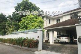 5 Bedroom House for sale in Wong Sawang, Bangkok