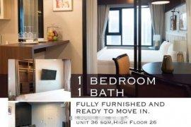1 Bedroom Condo for rent in Life Asoke, Bang Kapi, Bangkok near MRT Phetchaburi
