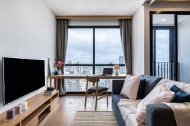 1 Bedroom Condo for rent in Ashton Chula Silom, Maha Phruettharam, Bangkok