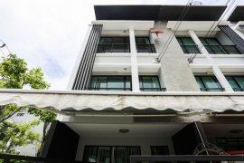 3 Bedroom Townhouse for sale in Baan Klang Muang Rama 9-Ramkhamhaeng, Phlapphla, Bangkok near MRT Ramkhamhaeng