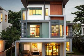 4 Bedroom House for sale in narasiri hideaway, Nawamin, Bangkok