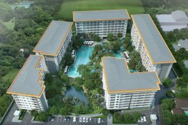 Condo for sale in New Nordic's Bangtao Water World, Choeng Thale, Phuket