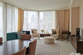 3 Bedroom Condo for rent in Royce Private Residences, Khlong Toei Nuea, Bangkok