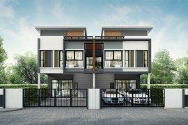 3 Bedroom Townhouse for sale in Nakornthong Living 2, Thai Ban Mai, Samut Prakan