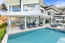 4 Bedroom Condo for sale in Chaweng Noi, Surat Thani