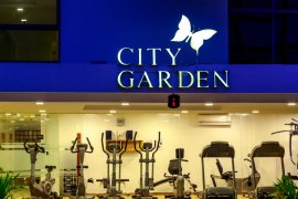 1 Bedroom Condo for sale in City Garden Pratumnak, Pratumnak Hill, Chonburi