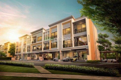 4 bedroom townhouse for sale in Thana Cluster Ratchaphruek - Bangphlu