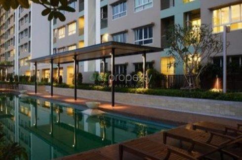 2 bedroom condo for rent in Lumpini Place Rama IX-Ratchada near MRT Phra Ram 9