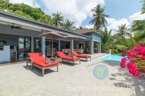 3 Bedroom Villa For Sale In Lamai Surat Thani