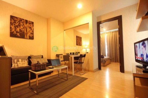 1 Bedroom Condo for rent in RHYTHM RATCHADA, Sam Sen Nok, Bangkok near MRT Ratchadaphisek