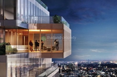 4 Bedroom Condo For Sale In The Ritz Carlton Residences At MahaNakhon Near  BTS Chong