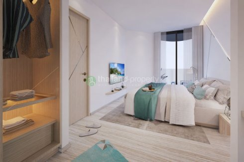 1 Bedroom Condo for sale in The One Naiharn, Nai Harn, Phuket