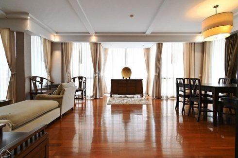 2 Bedroom Condo for rent in Langsuan Ville, Lumpini, Bangkok near BTS Ratchadamri