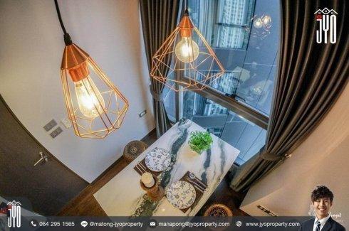 1 Bedroom Condo for sale in The Lumpini 24, Khlong Tan, Bangkok near BTS Phrom Phong