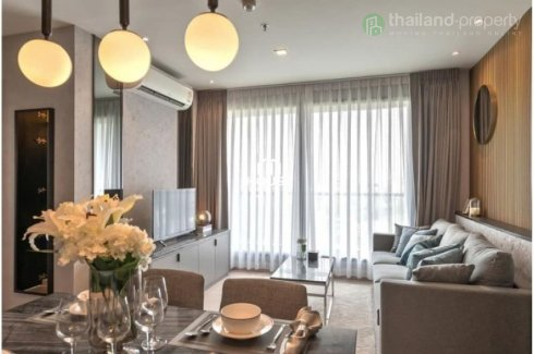 2 Bedroom Condo for sale in Rhythm Sukhumvit 44/1, Phra Khanong, Bangkok near BTS Phra Khanong
