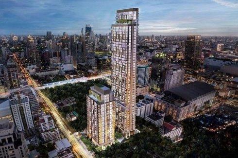 1 Bedroom Condo for sale in 28 chidlom, Lumpini, Bangkok near BTS Chit Lom