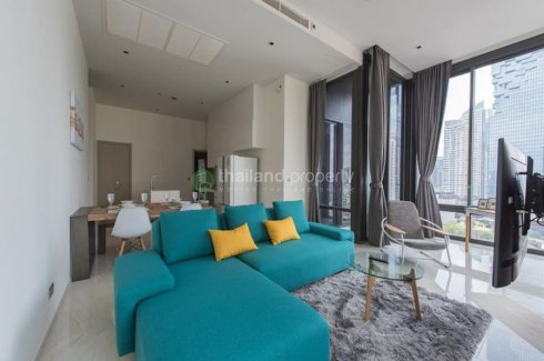 2 Bedroom Condo for rent in Ashton Chula Silom, Maha Phruettharam, Bangkok near MRT Sam Yan
