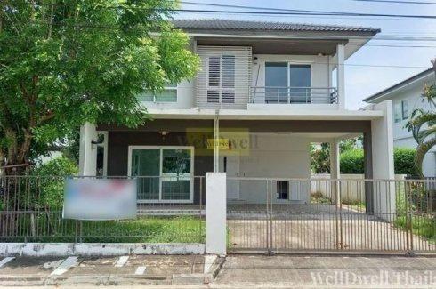3 Bedroom House for sale in Chaiyapruk Rattanathibet – Wongwaen, Sao Thong Hin, Nonthaburi