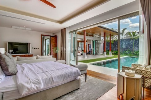 4 Bedroom Villa for sale in BOTANICA Bangtao Beach, Choeng Thale, Phuket