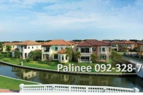 4 Bedroom House for sale in Grand Canal Prachachuen, Bang Talat, Nonthaburi