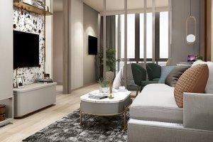 1 Bedroom Condo for sale in The Nest Chula-Samyan, Maha Phruettharam, Bangkok near MRT Sam Yan