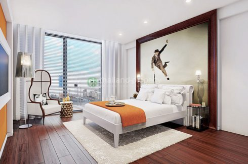 1 Bedroom Condo for sale in KHUN by YOO inspired by Starck, Khlong Tan Nuea, Bangkok near BTS Thong Lo