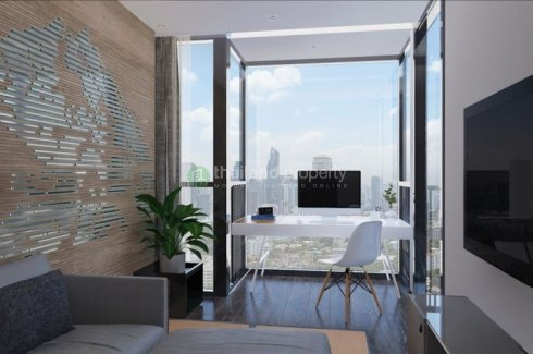 2 bedroom condo for sale in Oka Haus Sukhumvit 36 near BTS Thong Lo