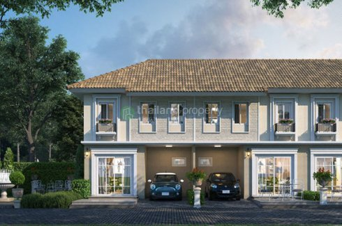 3 bedroom townhouse for sale in Pruksa Ville Phutthasakhon