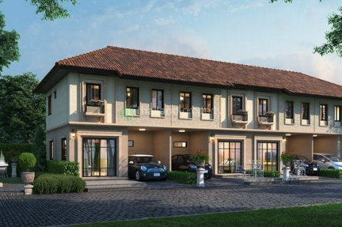 4 bedroom townhouse for sale in Pruksa Ville Phutthasakhon
