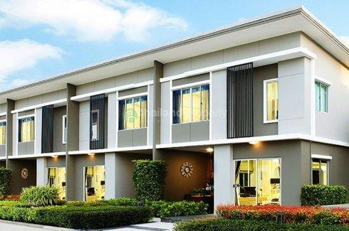 3 bedroom townhouse for sale in Pruksa Ville Nakornin-Ratchapruek