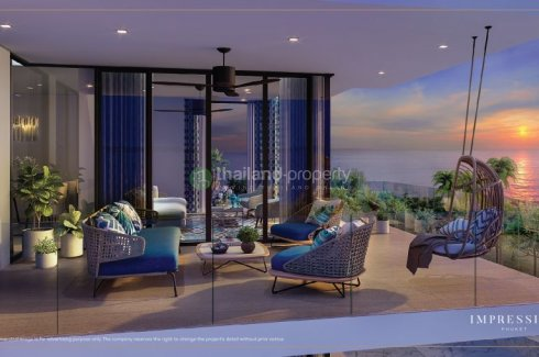 2 Bedroom Condo for sale in Impression Phuket, Chalong, Phuket