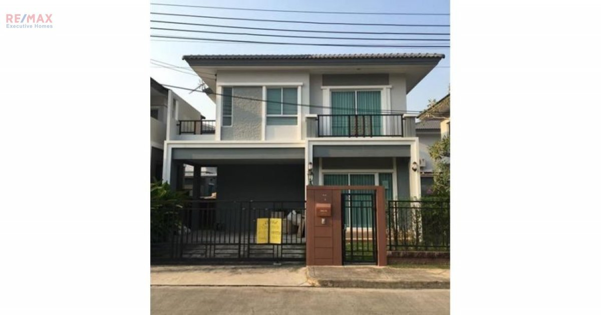 Stupendous 3 Bedroom House For Rent In Suan Luang Bangkok Bangkok Home Interior And Landscaping Ologienasavecom